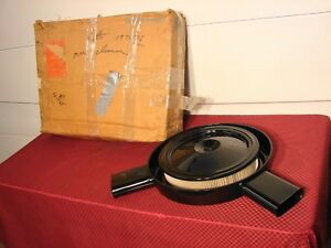 73 74 Corvette 350 454 Nos Gm Cowl Induction Air Cleaner Breather Pt 6487577