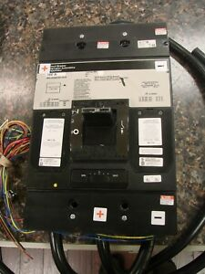 Square D Mhl3630025dc1679 300a 500v 3 pole Circuit Breaker