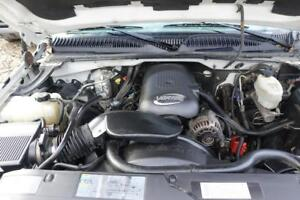 2003 6 0 Lq4 Vortec Engine 4x4 4l80e Transmission Liftout Jeep Swap 155k Ls2