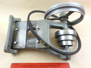 Very Nice South Bend 9 Lathe Horizontal Drive Countershaft Assembly
