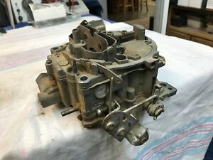 Carter Quadrajet 7028212 1968 Chevys 327 350 Small Block Engines A T