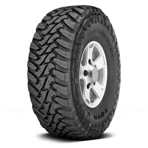 Toyo Set Of 4 Tires 35x12 5r18 Q Open Country M T All Terrain Off Road Mud