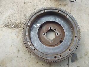 Farmall Super A Sa Tractor Original Ihc Flywheel Ring Gear