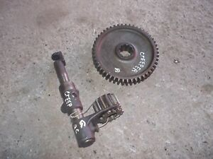 Allis Chalmers G Tractor Ac Low Low Drive Gear Shifter Shift Fork Rare G