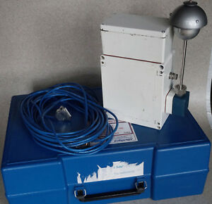 Theodor Friedrich Weather Detector With Case