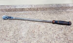 matco Tools Cfr248lfm 1 2 Drive Flex Head 27 Long Comfort Grip Handle Ratchet