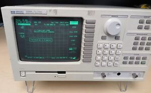 Hp Hewlett Packard 3588a Spectrum Analyzer 10hz 150mhz Option 001 Free Shipping