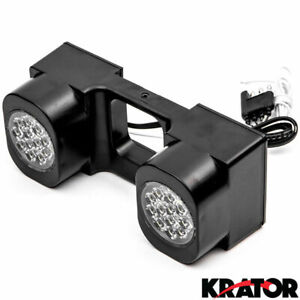 Led Tow Hitch Light Running Brake Signal Function For Truck Suv W 2 Receiver