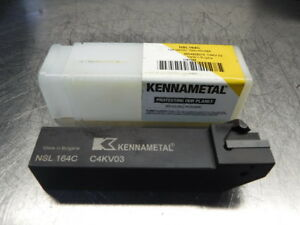 Kennametal 1 Indexable Top Notch Lathe Tool Holder Nsl164c loc1184b