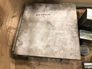 0 5 X 12 75 X 13 25 Long 304 Stainless Steel Plate Flat Bar Stock