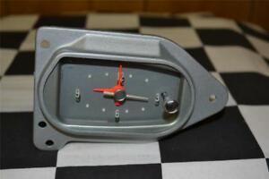 1960 1961 Ford Galaxie Clock