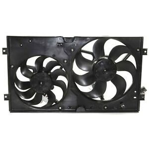 Radiator Cooling Fan For 98 2006 Volkswagen Beetle