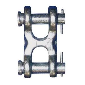 Koch Industries Double Clevis Links 3 8 2pack