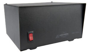 Astron Rs 12a 12 Amp Linear Power Supply 9 Amp Continuous 12 Amp Ics 13 8