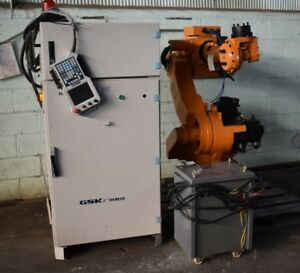 110 Lb Gsk rb50 6 axis Cnc Arm type Material Handling Robot 28577