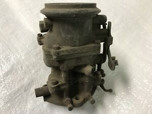 Ford 94 Holley 2 Bbl 1948 1949 1950 1951 1952 Ford Truck Carburetor 7rt