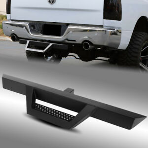 39 3 Tube Black Trailer Dropping Style Hitch Step For Class Iii 2 Receiver