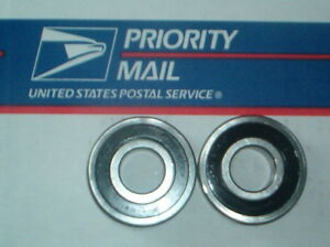 2 Double Sealed Rear Ball Bearings Blower Supercharger 3 71 4 71 6 71