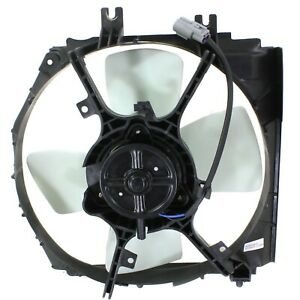 Radiator Cooling Fan For 99 2003 Mazda Protege 2002 2003 Protege5