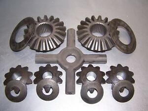 14 Bolt 10 5 Genuine Gm Open Internal Gear Kit N o s From The 70 s