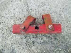 Farmall 560 450 Tractor Ih Fast Hitch Fasthitch Center Top Link Holder Bracket