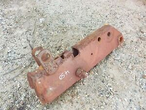 Farmall 450 Rc Tractor Ih Fast Hitch Fasthitch Main Implement Prong Pocket