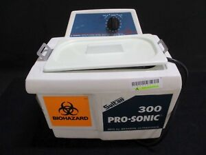 Sultan 300 Pro Sonic Dental Ultrasonic Cleaner Bath For Instrument Cleaning
