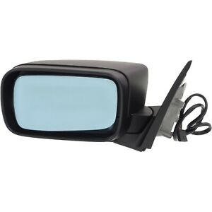 Power Mirror For 2001 2002 2005 Bmw 325xi Left Manual Folding Paint To Match