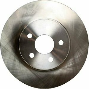 Centric 121 20016 Brake Disc For 2002 2008 Jaguar X type Front Lh Or Rh