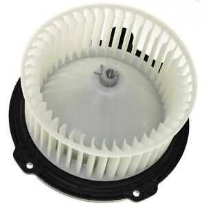 Heater Blower Motor For 91 99 Isuzu Rodeo 92 99 Trooper W Wheel