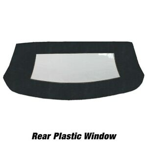 Kee Auto Top New Convertible Rear Window For Chevy Chevrolet Cavalier Sunbird