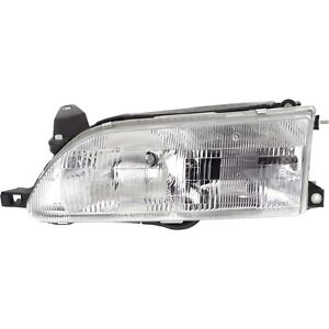 Headlight For 93 94 95 96 97 Toyota Corolla 93 Corolla All Trac Left With Bulb