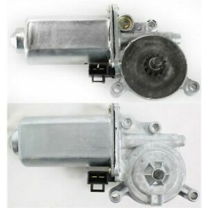 Window Motor For 94 96 Chevrolet Impala W 12 Tooth Gear Front Lh Rh Set Of 2