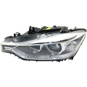 Hid Headlight For 2012 2015 Bmw 328i Left