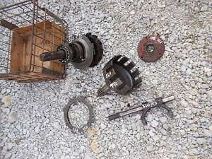 Farmall 350 300 400 450 460 560 Tractor Working Live Ihc Pto Unit In Parts Ihc 1