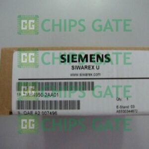 1pcs New In Box Siemens Et200m Siwarex U Dual Channel Weighing Module 7mh4950