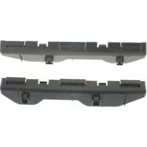 Bumper Bracket For 2003 2008 Toyota Corolla Bumper Side Cover Support Set Of 2