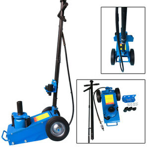 Air Hydraulic Floor Jack Work Shop Automotive Repair Lifting Tool 22 Ton