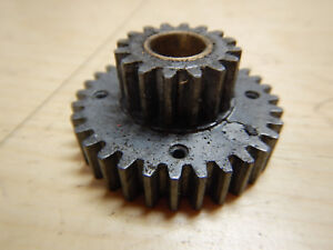Atlas Metal 10 Metal Lathe Compound Gear