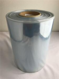 Poly Tubing Cut To Length 10 Wide 05mm Thick For Use With Poly Bag Sealers