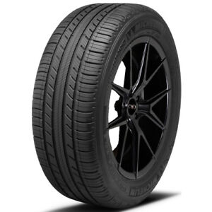 2 New 235 55r17 Michelin Premier As 99h Bsw Tires