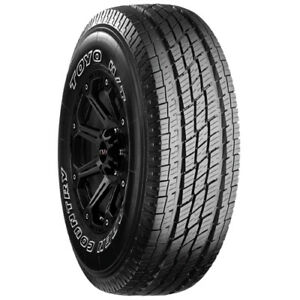4 New P255 70r16 Toyo Open Country H T Ht 109s B 4 Ply Owl Tires