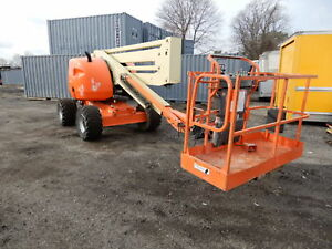 Jlg 450a Series Ii 4x4 Manlift 078289