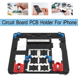 Circuit Board Pcb Holder Phone Repair Fixture Tool Work Station For Iphone 8