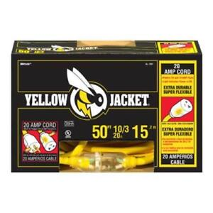 Yellow Jacket Power Cord With T Blade
