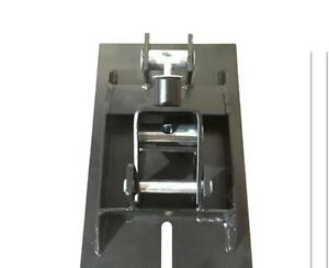 Transmission Adapter Gearbox Trolley Jack Cradle Support Plate 500kg