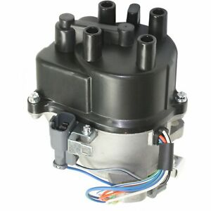 Distributor For 1994 1995 Acura Integra 1 8l 4cyl Eng Includes Cap module rotor