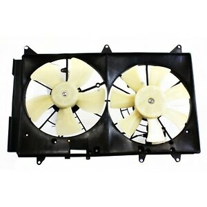 Radiator Cooling Fan For 2007 2009 Mazda Cx 7 Included Controller