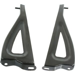 Bumper Bracket For 2005 2011 Toyota Tacoma Set Of 2 Front Left Right Side