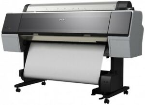 Epson Stylus Pro 9900 Large Format Printer With Ink Heater refurbished